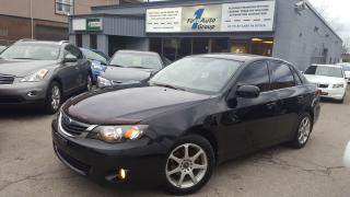 Used 2008 Subaru Impreza 2.5i BLUETOOTH, ALLOYS for sale in Etobicoke, ON