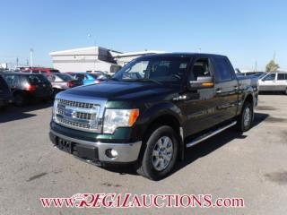 Used 2014 Ford F150 XLT SUPERCREW SWB 4WD 5.0L for sale in Calgary, AB