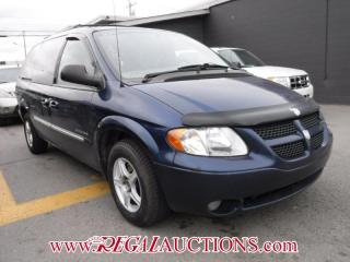 Used 2001 Dodge GRAND CARAVAN  WAGON for sale in Calgary, AB