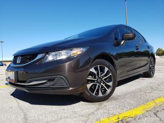Used 2014 Honda Civic EX for sale in Georgetown, ON