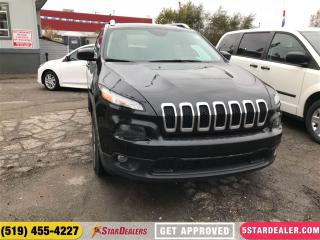 Used 2016 Jeep Cherokee High Altitude | ONE OWNER | 4X4 for sale in London, ON