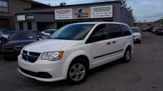 Used 2012 Dodge Grand Caravan SXT BACKUP SENSORS, BLUETOOTH, ALLOYS for sale in Etobicoke, ON