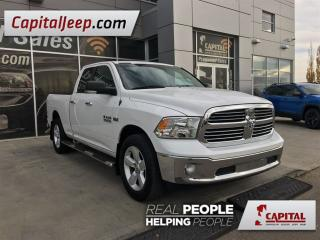 Used 2014 Dodge Ram 1500 SLT| 4X4| Cloth| Low KM| AUX for sale in Edmonton, AB