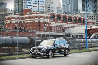 Used 2015 Mercedes-Benz GLK-Class GLK350 4MATIC for sale in Burnaby, BC