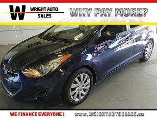 Used 2013 Hyundai Elantra GL|HEATED SEATS|BLUETOOTH|88,568 KMS for sale in Cambridge, ON