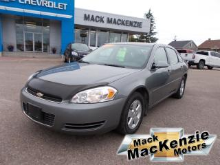 Used 2007 Chevrolet Impala LS for sale in Renfrew, ON