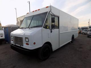 Used 2008 Chevrolet Workhorse 18 FT TRUCK WITH BARN DOOR for sale in Mississauga, ON