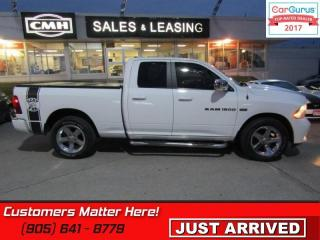 Used 2011 Dodge Ram 1500 SLT for sale in St Catharines, ON
