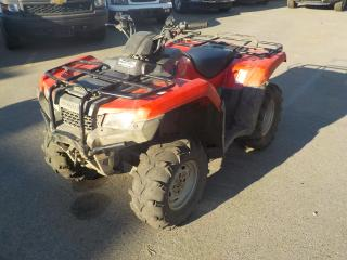 Used 2015 Honda FOURTRAX Rancher 4WD ATV for sale in Burnaby, BC
