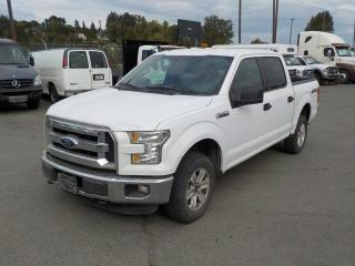 Used 2015 Ford F-150 XLT SuperCrew 5.5-ft. Bed 4WD for sale in Burnaby, BC
