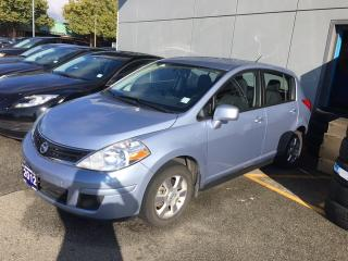 Used 2012 Nissan Versa 1.8 SL for sale in Burnaby, BC