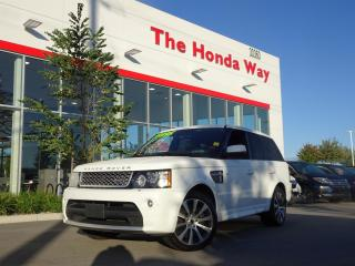 Used 2012 Land Rover Range Rover Sport AUTOBIOGRAPHY for sale in Abbotsford, BC