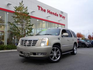 Used 2011 Cadillac Escalade AWD LUXURY for sale in Abbotsford, BC