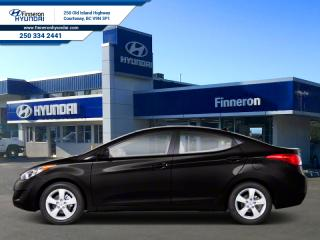 Used 2012 Hyundai Elantra GLS  Sunroof, Alloy Wheels, Bluetooth for sale in Courtenay, BC
