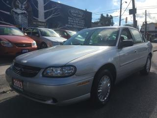 Used 2003 Chevrolet Malibu for sale in Scarborough, ON