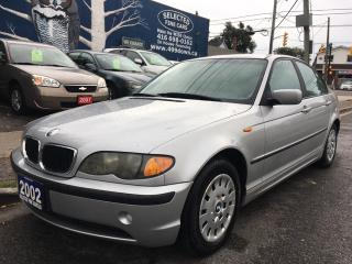 Used 2002 BMW 3 Series 320i for sale in Scarborough, ON