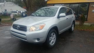 Used 2006 Toyota RAV4 de base for sale in Barrie, ON
