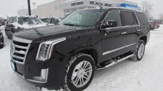 Used 2015 Cadillac Escalade Base / $480.00 bi-weekly for 84 mths for sale in Arnprior, ON