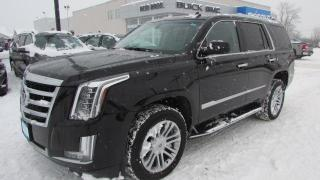 Used 2015 Cadillac Escalade Base / $457.00 bi-weekly for 84 mths for sale in Arnprior, ON