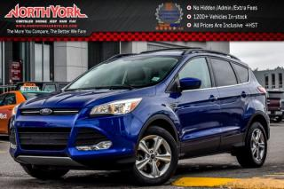 Used 2013 Ford Escape SE|Nav|Trac.Cntrl|Bluetooth|Heat Frnt.Seats|RemoteKeyless for sale in Thornhill, ON