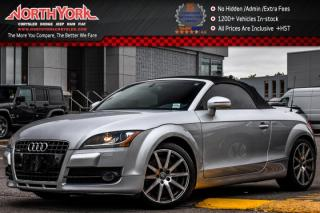Used 2009 Audi TT |Quattro|RedLeather|Bose|KeylessEntry|Sat.Radio|HeatSeats|18
