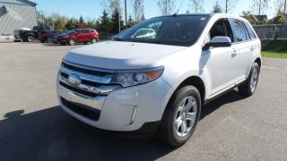 Used 2013 Ford Edge SEL AWD 3.5L V6 180Hp for sale in Stratford, ON