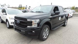 New 2018 Ford F-150 Lariat for sale in Stratford, ON