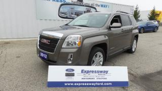 Used 2012 GMC Terrain SLE Leather, Moon for sale in Stratford, ON