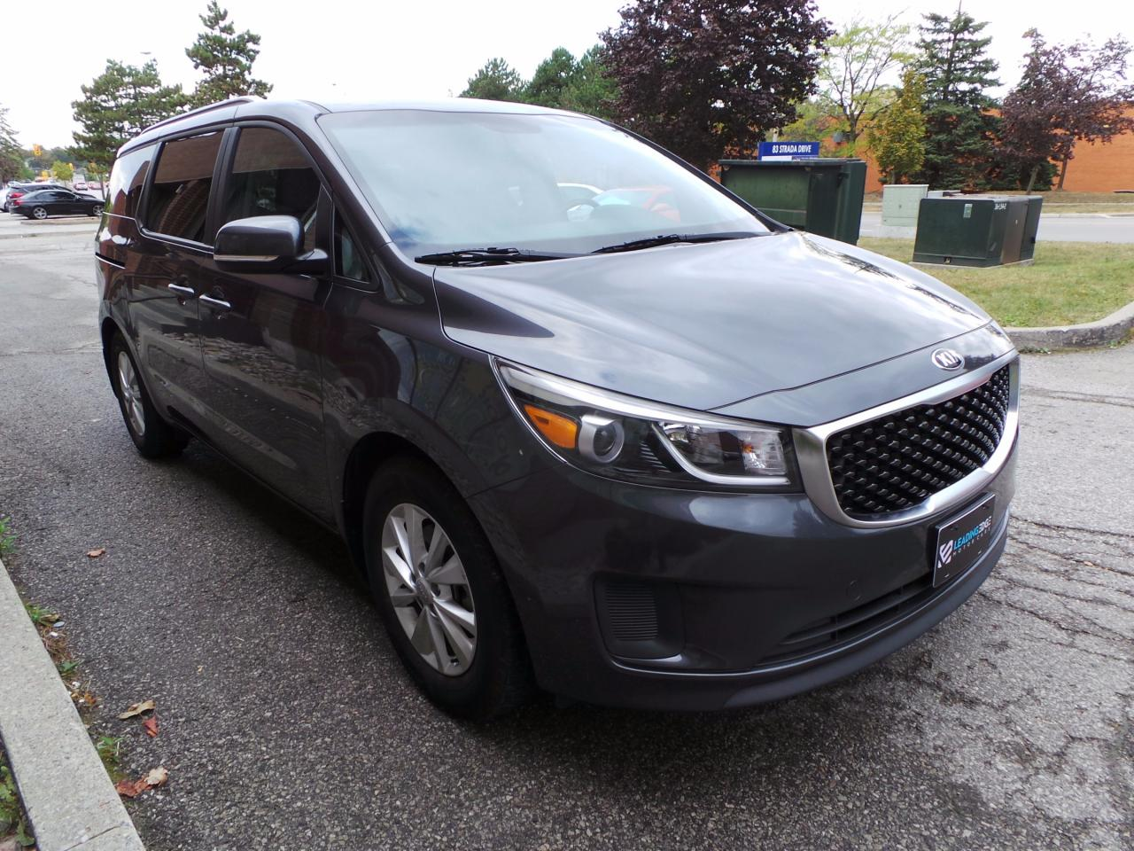 used 2016 kia sedona lx 8 passenger power doors for sale in woodbridge ontario. Black Bedroom Furniture Sets. Home Design Ideas