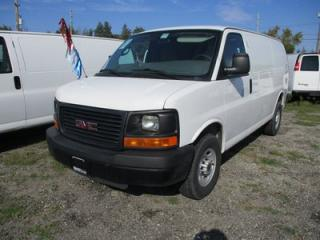 Used 2014 GMC Savana 'GREAT VALUE' 3/4 TON - CARGO MOVER 2 PASSENGER 4.8L - VORTEC.. TOW SUPPORT.. AIR CONDITIONING.. POWER LOCKS & WINDOWS.. for sale in Bradford, ON