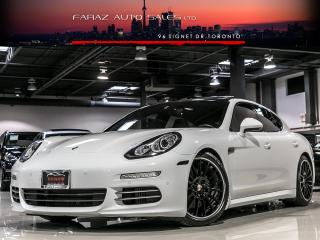 Used 2014 Porsche Panamera 4S|SPORTCHRONO|NAVI|REAR CAM|LOADED for sale in North York, ON