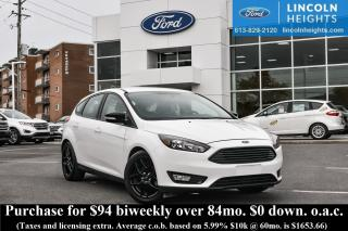 Used 2015 Ford Focus SE Hatch for sale in Ottawa, ON
