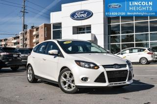 Used 2014 Ford Focus Titanium Hatch for sale in Ottawa, ON