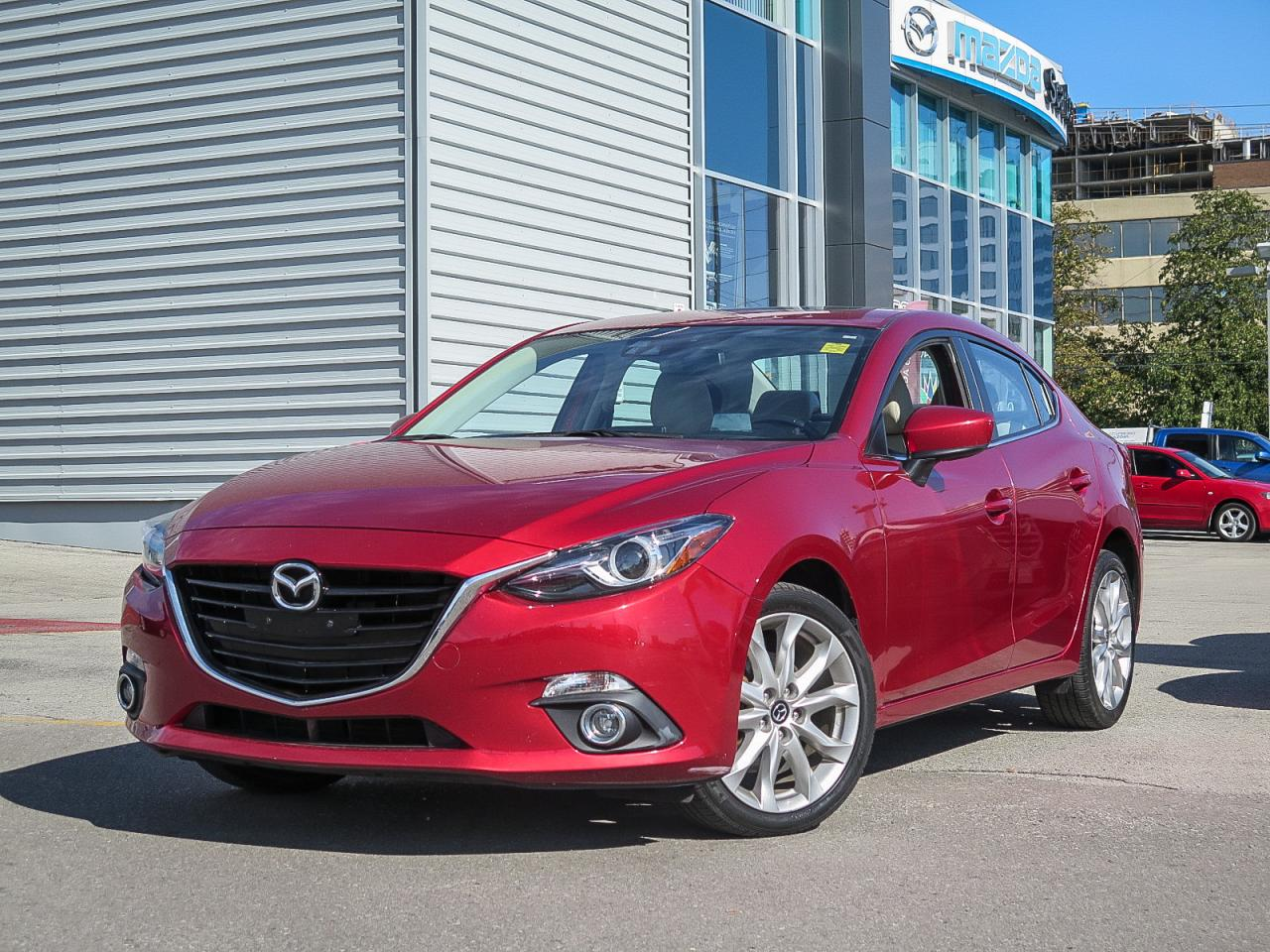 2014 Mazda MAZDA3 GT TECH FINANCE @0.65%