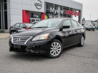 Used 2014 Nissan Sentra SV, INTELLIGENT KEY, A/C for sale in Orleans, ON