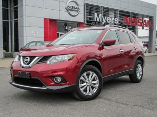 Used 2016 Nissan Rogue SV, AWD, INTELLIGENT KEY, BACK UP CAMERA for sale in Orleans, ON