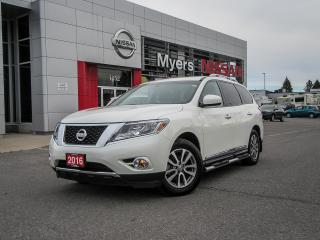 Used 2016 Nissan Pathfinder SL for sale in Orleans, ON
