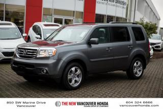 Used 2013 Honda Pilot EX for sale in Vancouver, BC