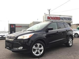 Used 2014 Ford Escape SE - NAVI - LEATHER - PANORAMIC ROOF for sale in Oakville, ON