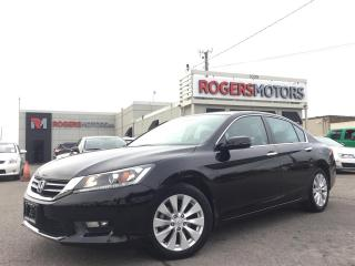 Used 2015 Honda Accord EX-L - LEATHER - SUNROOF - REVERSE CAM for sale in Oakville, ON