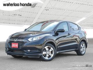 Used 2016 Honda HR-V EX Bluetooth, Back Up Camera, Heated Seats and more! for sale in Waterloo, ON