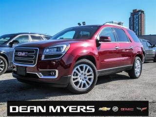 Used 2016 GMC Acadia SLT-1 for sale in North York, ON