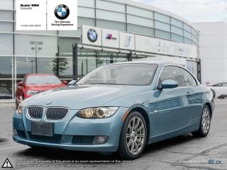 Used 2007 BMW 328i Cabriolet for sale in Oakville, ON