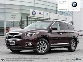 Used 2014 Infiniti QX60 AWD AWD | NAV | VOICE COMMAND for sale in Oakville, ON