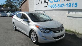 Used 2013 Hyundai Elantra GLS for sale in Richmond, ON