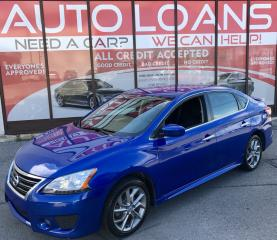 Used 2013 Nissan Sentra 1.8 SV SR-ALL CREDIT ACCEPTED for sale in Scarborough, ON