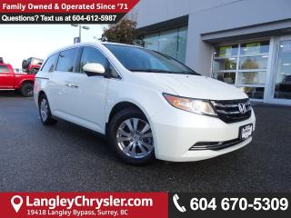 Used 2014 Honda Odyssey EX *ACCIDENT FREE*ONE OWNER*LOCAL BC VAN* for sale in Surrey, BC