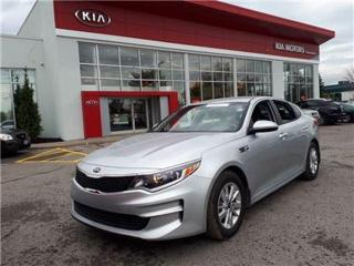 Used 2017 Kia Optima LX for sale in Newmarket, ON