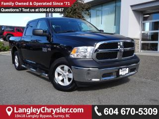 Used 2016 Dodge Ram 1500 ST *ACCIDENT FREE * LOCAL BC TRUCK * for sale in Surrey, BC