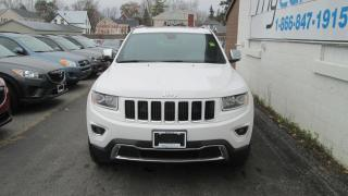 Used 2016 Jeep Grand Cherokee Limited for sale in Richmond, ON